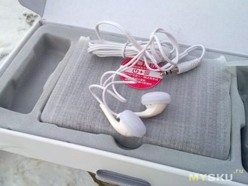 Наушники для проверки разъёма аудио... Н-надо?