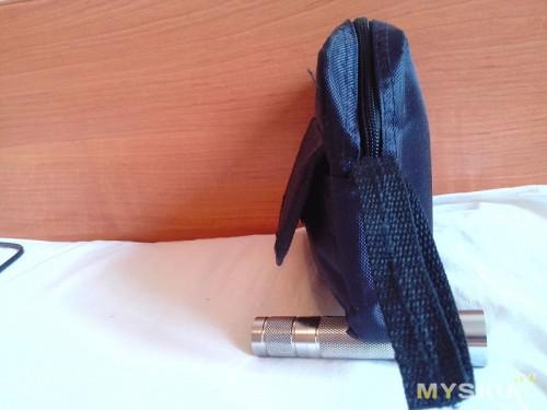 сумка для Махи вид сбоку