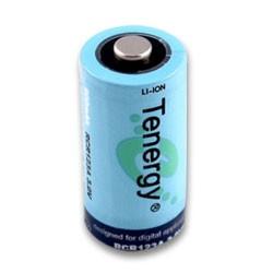 Tenergy RCR123A 3.0V 600mAh Li-Ion