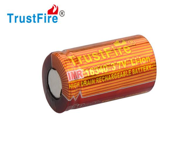 TrustFire 16340 IMR