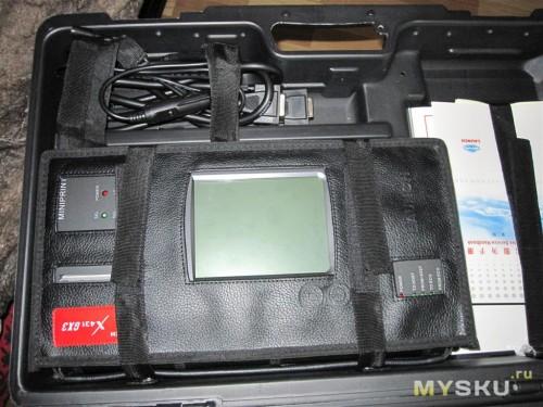 Сам сканер