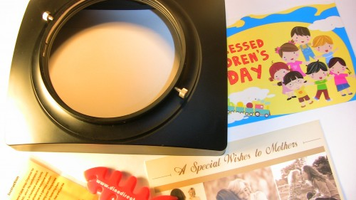 105mm Wide Angle Lens Hood