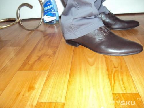 шикарно смотрится с туфлями, что ниже обзорено))
