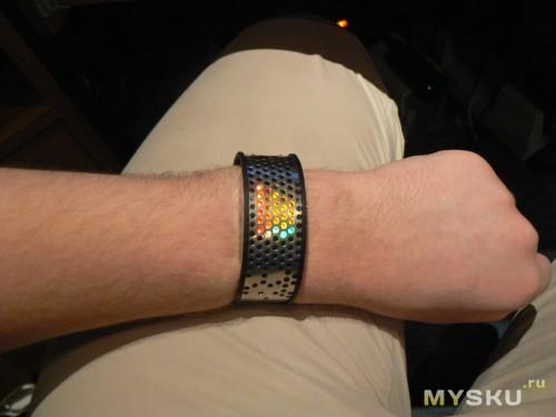 Фото часов на руке 2