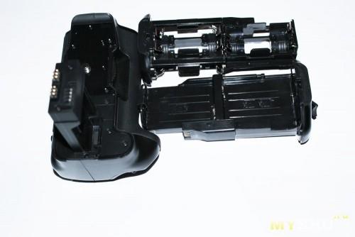 Батарейный блок для Canon 550D