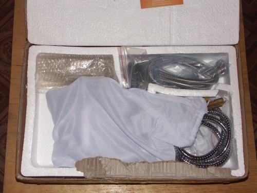 Пенопластовая коробка 2