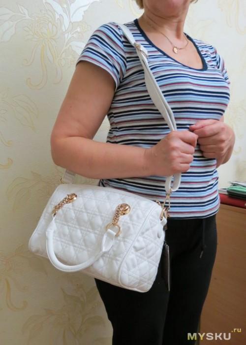 мама с сумкой