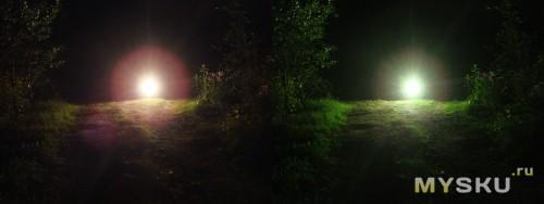 Сравнение прожекторов 2