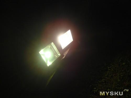 Сравнение прожекторов 3