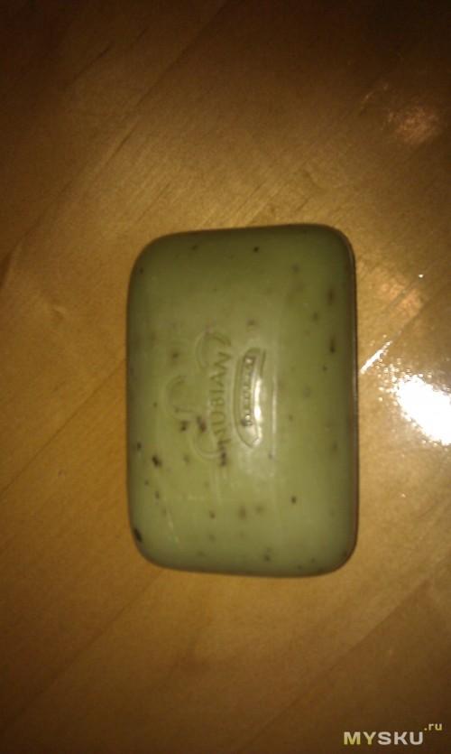 Nubian Heritage, Olive & Green Tea Soap