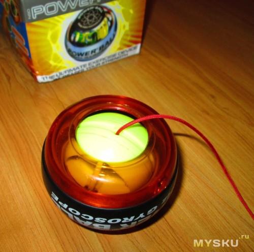 Powerball - заправка шнурка