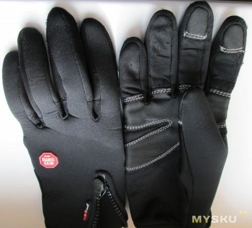Windstopper gloves - после полутора лет использования