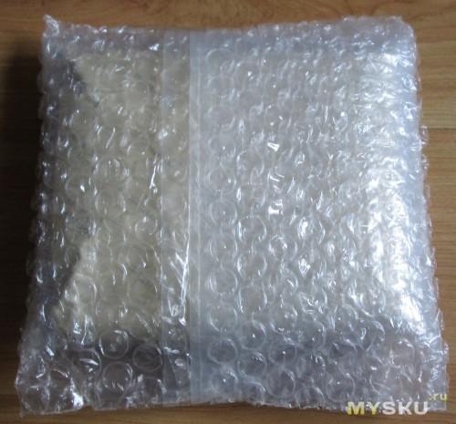Упаковка - пупырка