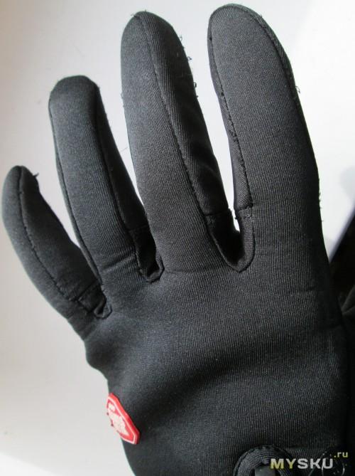 Windstopper gloves - Лицевая сторона достаточно хорошо сохранилась