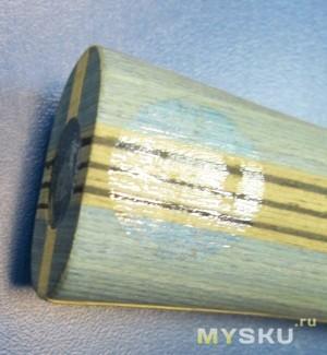 DHS6002 голографическая наклейка