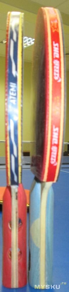 DHS6002 ширина в сравнении с Atemi 900