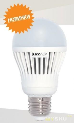 LED лампа PLED ECO на 7 Вт от фирмы Jazzway