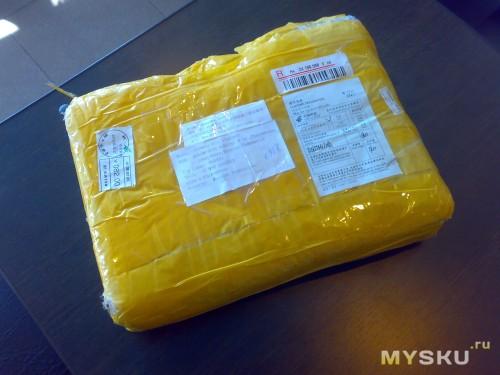 внешний вид пакета