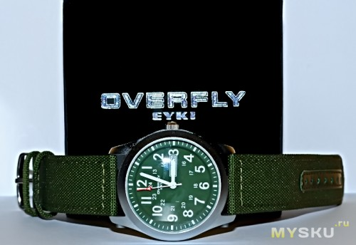 TinyDeal Watches Eyki