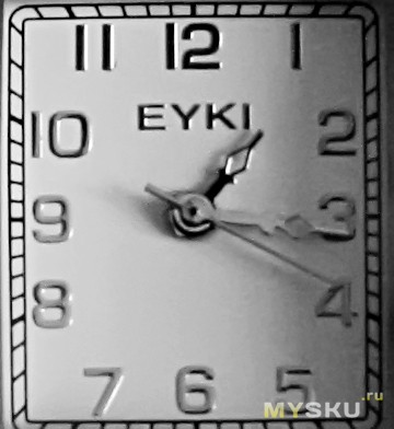 Women Watches, Eyki