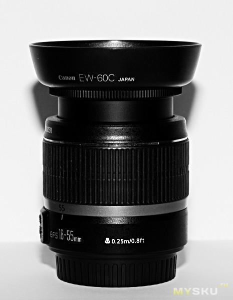 Lens Accessories, EW-60C, Lens hood