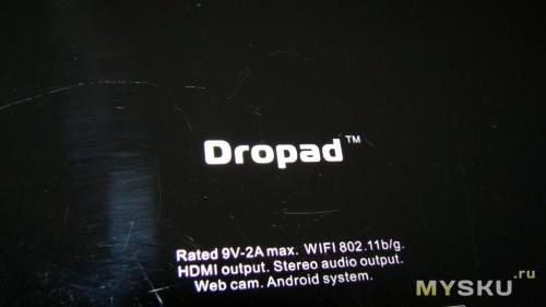 Dropad 7