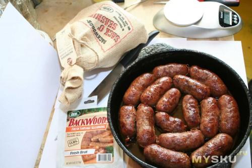 готовая колбаса