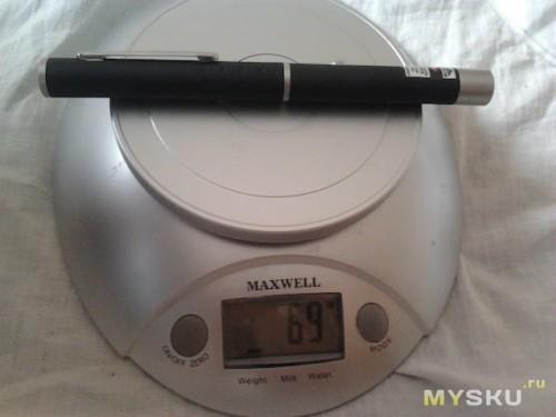 внешний вид и вес