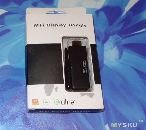Finger M3 DLNA / Miracast Dongle - Rockchip RK2928 Wifi