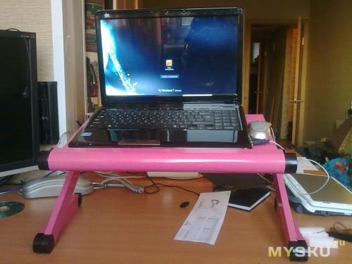 Столик с ноутбуками