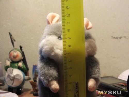 рост мышонка