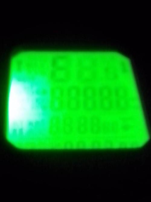 Подсветка снизу