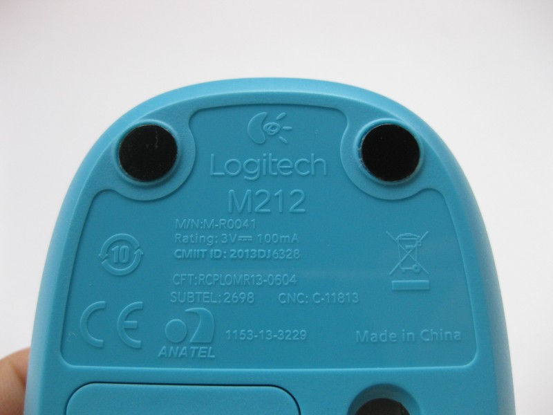 <span>Logitech Wireless Combo MK240 - беспроводной комплект</span>