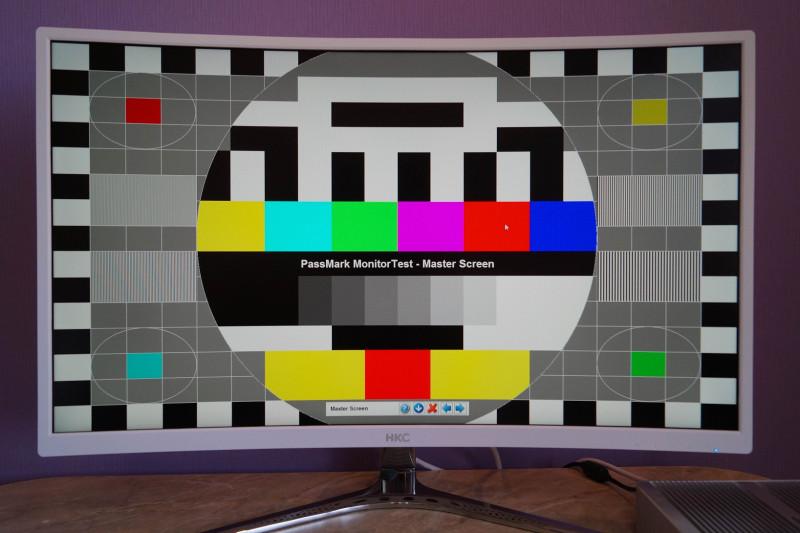 GearBest: HKC C7000 (NB27C) - 27 монитор с изогнутым экраном для домашнего использования