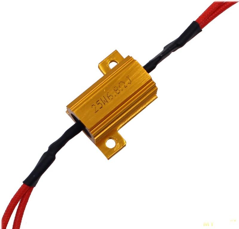 Резистор вид 2