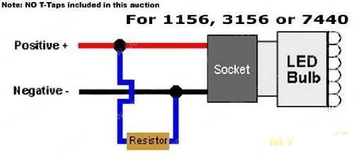 Схема подключение к эл. сети автомобиля
