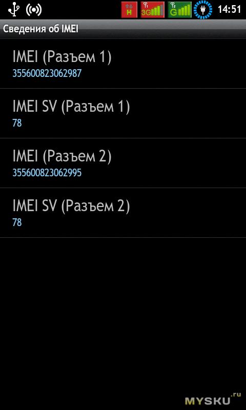 2 IMEI