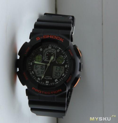 Часы с DX