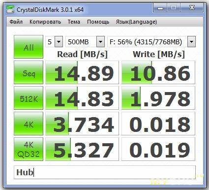 MicroSD+Hub