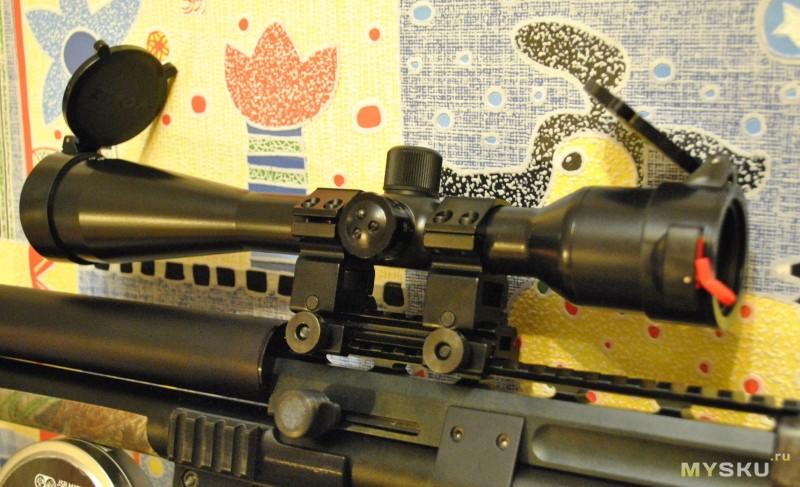 Пневматическая винтовка своими руками фото 489