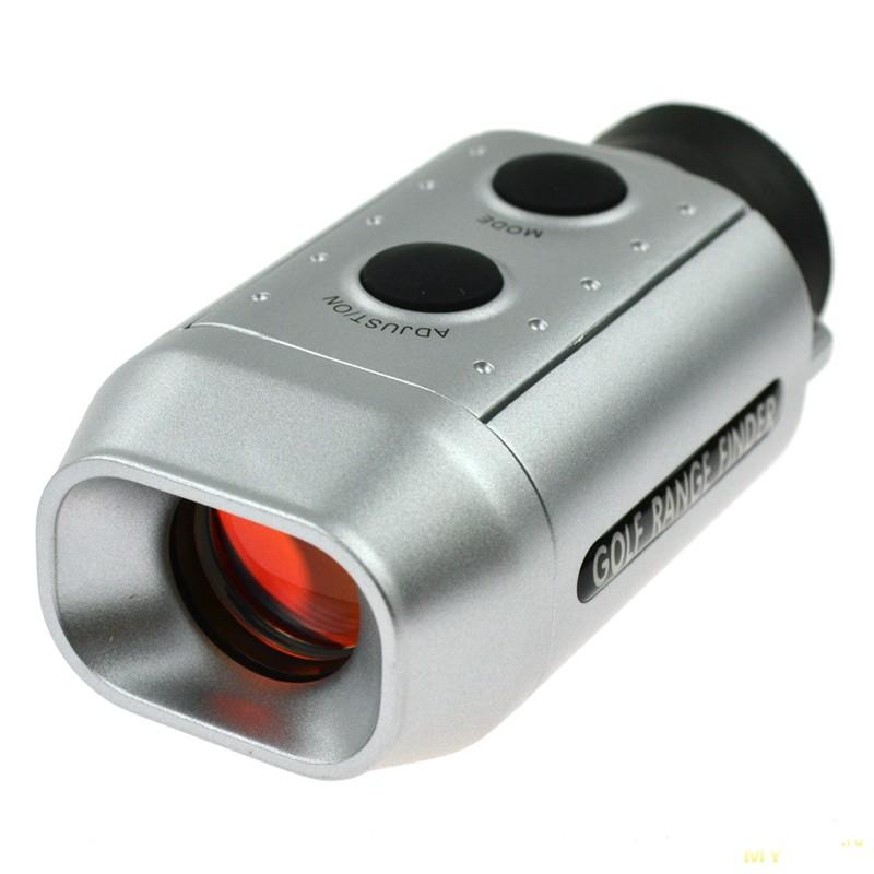 Как работает лазерный дальномер