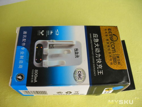 WANG LARGE POWER FAST CHARGE EMERGENCY