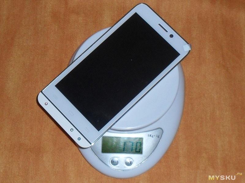 вес телефона