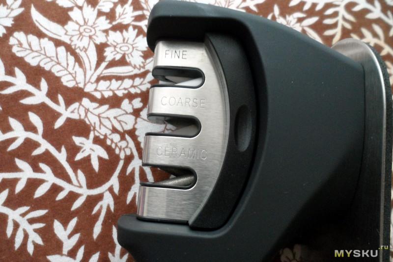 Точилка для керамических ножей отзывы