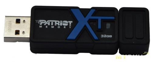 Patriot Supersonic Boost XT USB 3.0 Flash Drive (32GB)