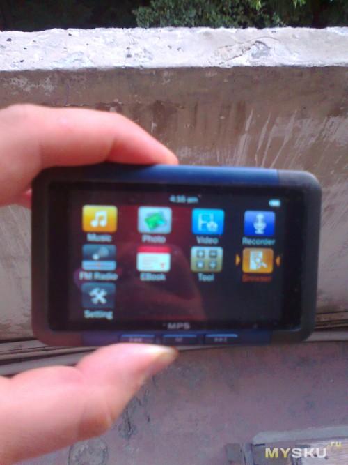 Дисплей и интерфейс