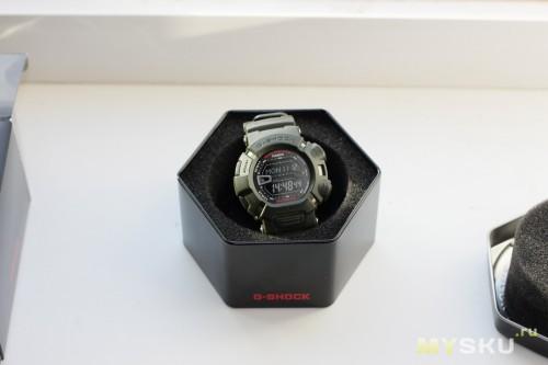 Часы в жестянке