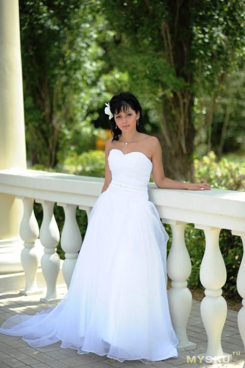 Отзывы о свадебных платьях на ебей