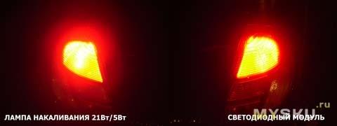 Сравниваем лампы2