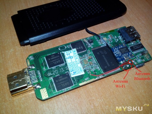 UG007B Android 4 1 RK3188 Quad-core 2GB/8GB Mini PC Android TV Box